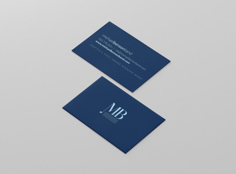 mb biz cards