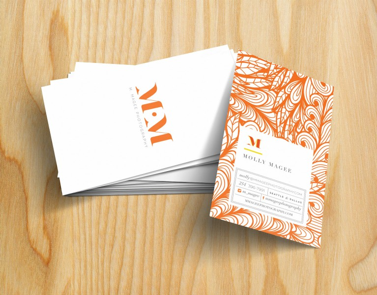 Molly Business Cards